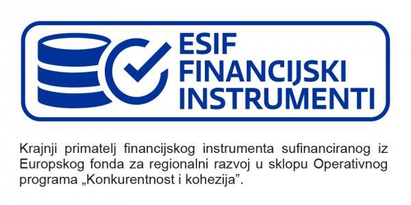"""Financiranje u sklopu Operativnog programa """"Konkurentnost i kohezija""""."""""""